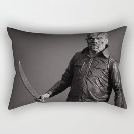 """Friday The 13th"" Rectangular Pillow"