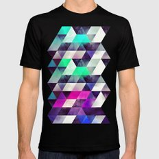 brykyn hyyrt SMALL Mens Fitted Tee Black
