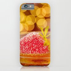 Strawberries and Champagne Slim Case iPhone 6s