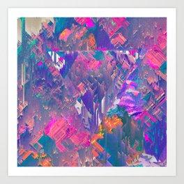 a_friend_called_five Art Print
