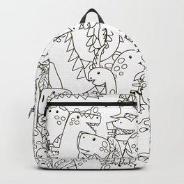 Dinosauriformes Backpack