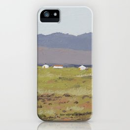 Gobi Desert iPhone Case