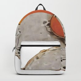 Fried egg organic vessel zygote embryo develop hatches Backpack