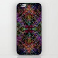 transformer iPhone & iPod Skins featuring Transformer by luminarist