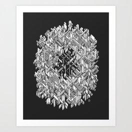 Signet Art Print