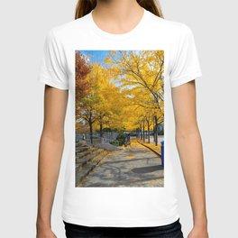 Autumn in NY T-shirt