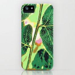 party fern iPhone Case