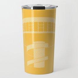 Oscar Niemeyer - International Cultural Centre Travel Mug