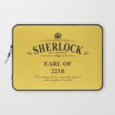 Earl of 221B Laptop Sleeve