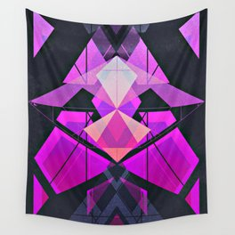 Galactic Rose Wall Tapestry