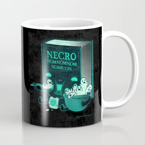 Necronomnomnomicon Mug