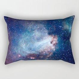 Omega Nebula Rectangular Pillow