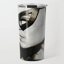 Eartha Kitt IS Catwoman Travel Mug