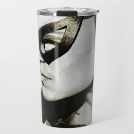 Eartha Kitt IS Catwoman Travel Mug