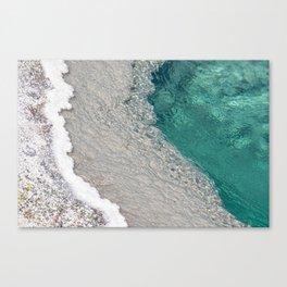 Yellowstone Colors No. 4 Canvas Print
