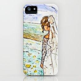 Wedding Day iPhone Case
