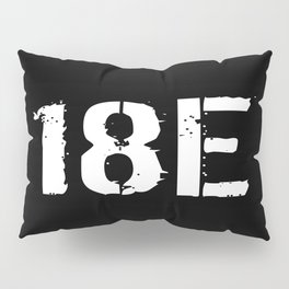 18E Special Forces Communications Pillow Sham