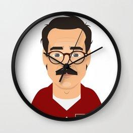 Theodore Wall Clock