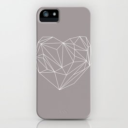 Heart Graphic iPhone Case