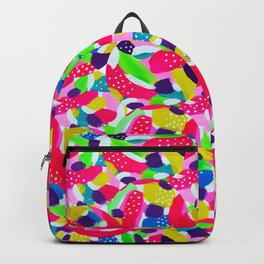 Colourful Abstract Backpack