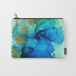 Water Twill Carry-All Pouch
