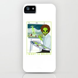 The Joy of Painting iPhone Case