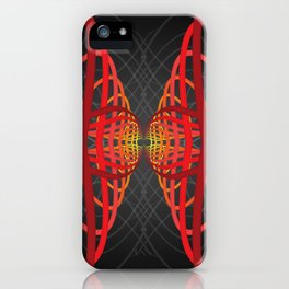 Simply Complicated iPhone Case
