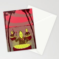 Lemon Boys Stationery Cards