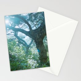 lever spread Stationery Cards