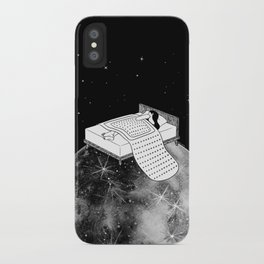 Healing Night iPhone Case