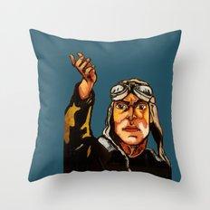 propaganda 1 Throw Pillow