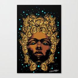 WILD SEED 3 Canvas Print