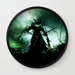 final battle Wall Clock