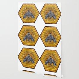 The Queen Bee Wallpaper