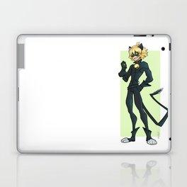 Je suis Chat Noir Laptop & iPad Skin
