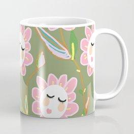 Springy Ladyflowers Coffee Mug