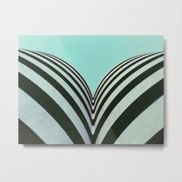 Waterkant Metal Print