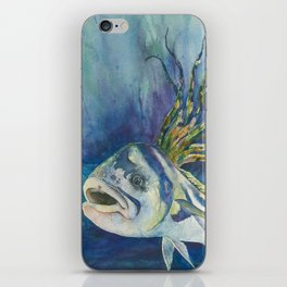 Roosterfish iPhone Skin