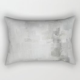 Reclaimed Abstract Expressions Rectangular Pillow
