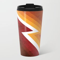The Boy Who Lived Metal Travel Mug