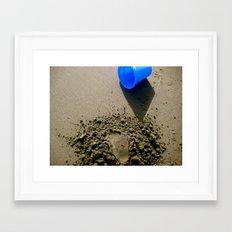 Destruction Framed Art Print