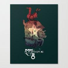 Mk S Canvas Print
