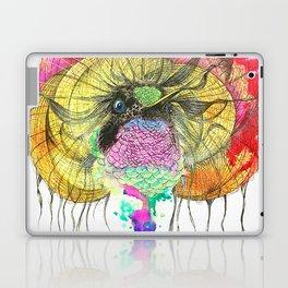 Heavy Thoughts Hummingbird Laptop & iPad Skin