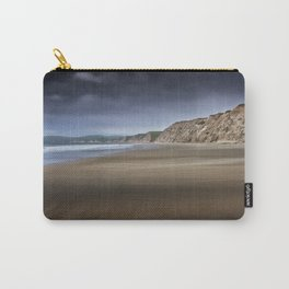 Sandstorm on the Beach Carry-All Pouch