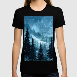Winter Night T-shirt