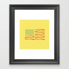United Framed Art Print