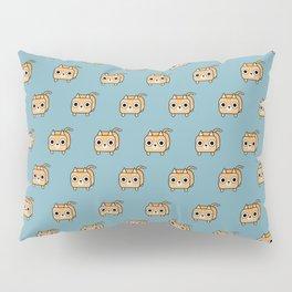 Cat Loaf - Orange Tabby Kitty Pillow Sham