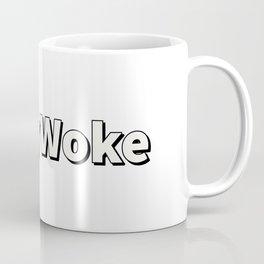 hashtag #StayWoke Coffee Mug