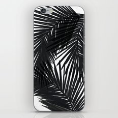 Palms Black iPhone Skin