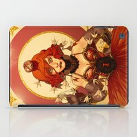 circus iPad Cases featuring Circus by Lettie Bug